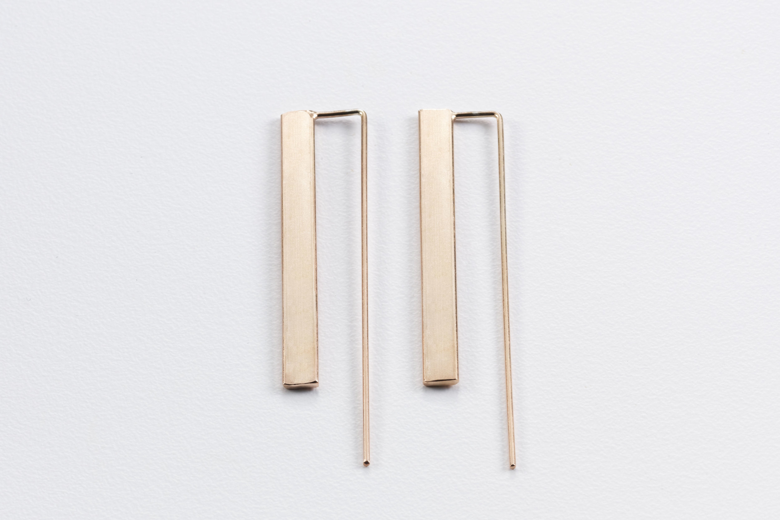3D Flat Bar Hooks Medium