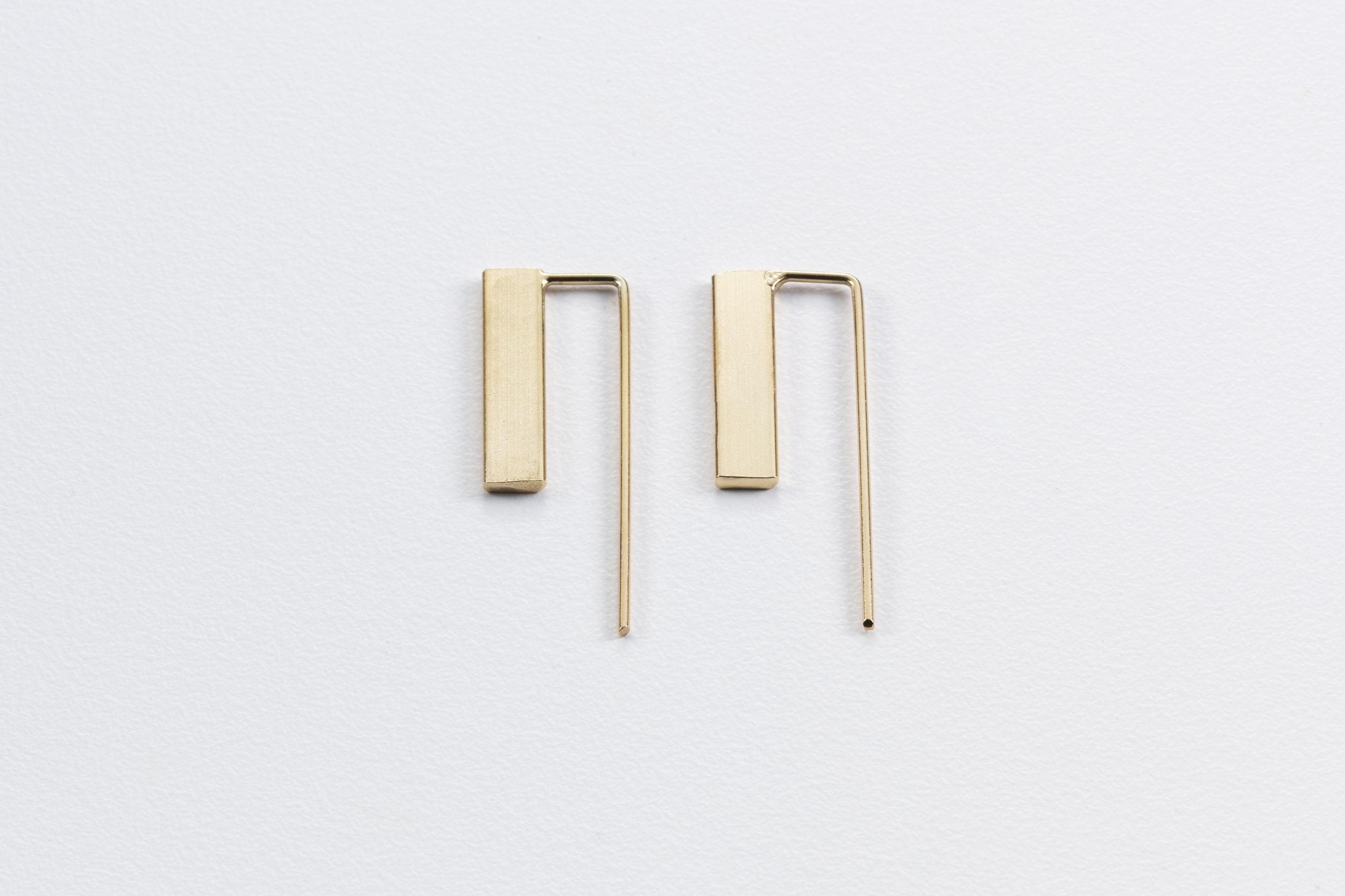 3D Flat Bar Hooks Small