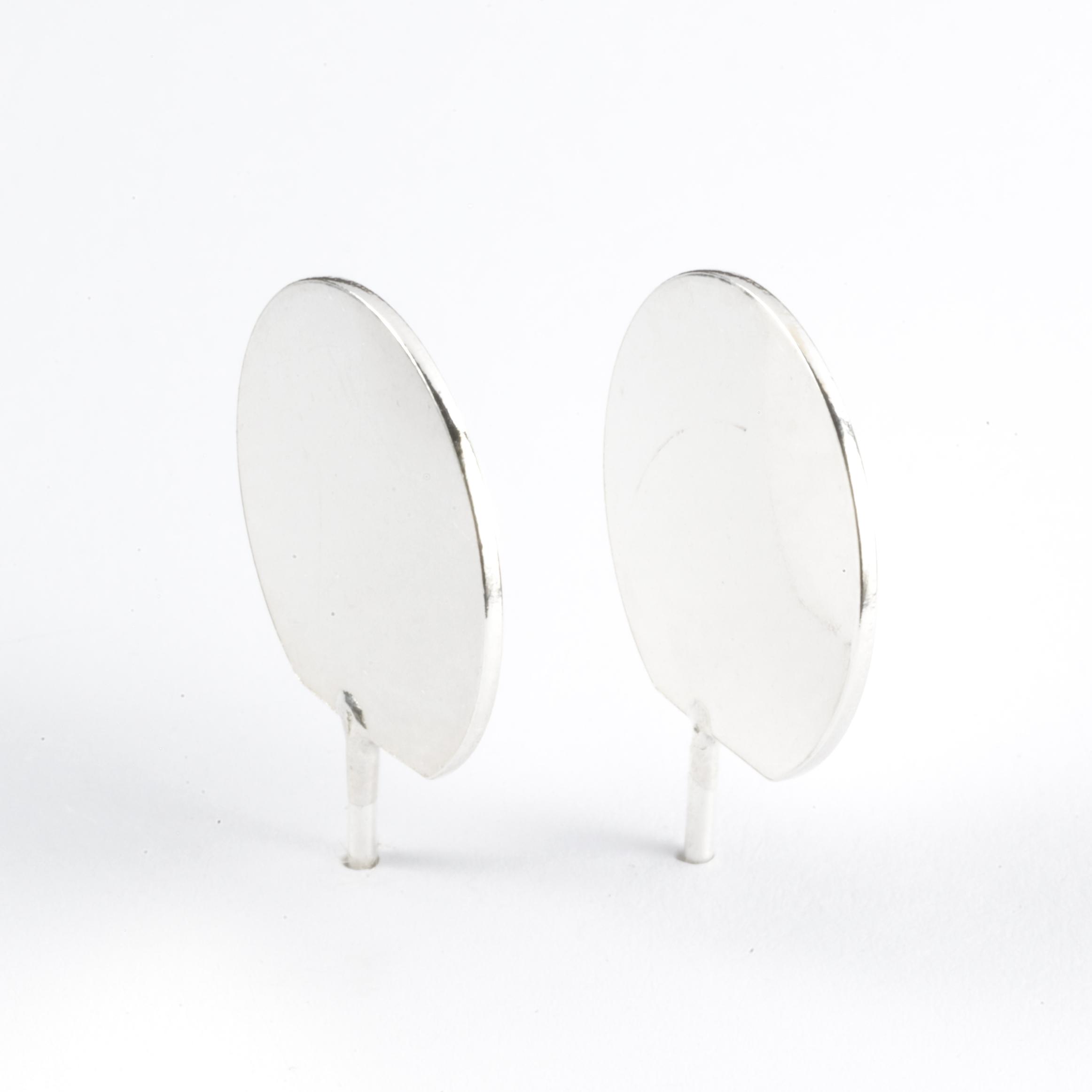 3D Dot 3 Ear Studs