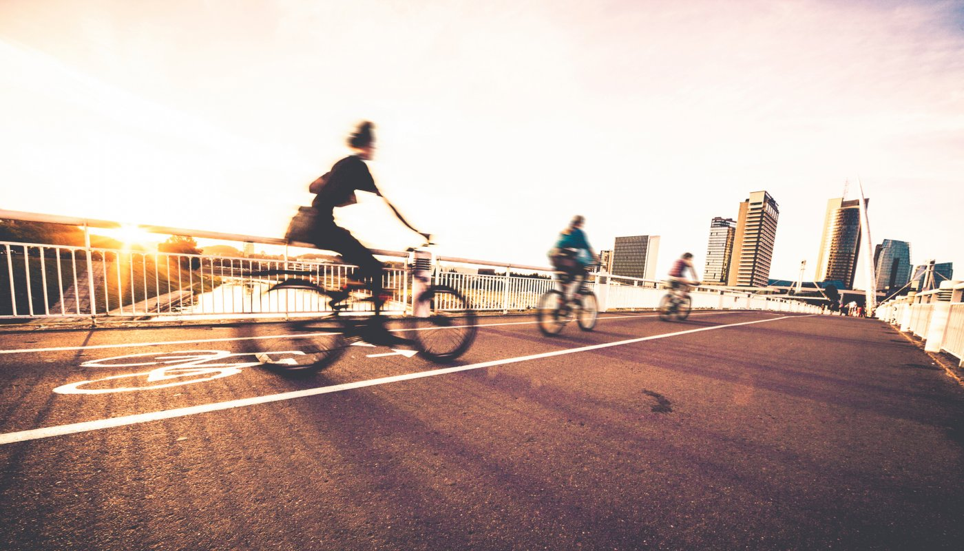 How Cities Are Making Their Residents More Active - By Andrew Tilin