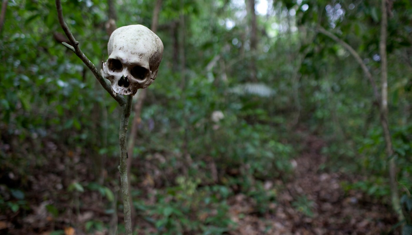 A Terrifying Journey Through the World's Most Dangerous Jungle - By Jason Motlagh