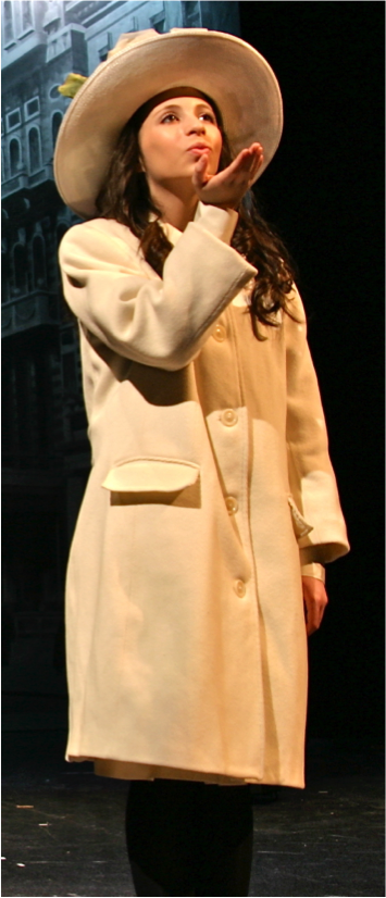 Carlie Daggett in  Sara Crewe