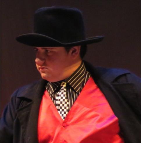 Michael Nevins in Pinocchio