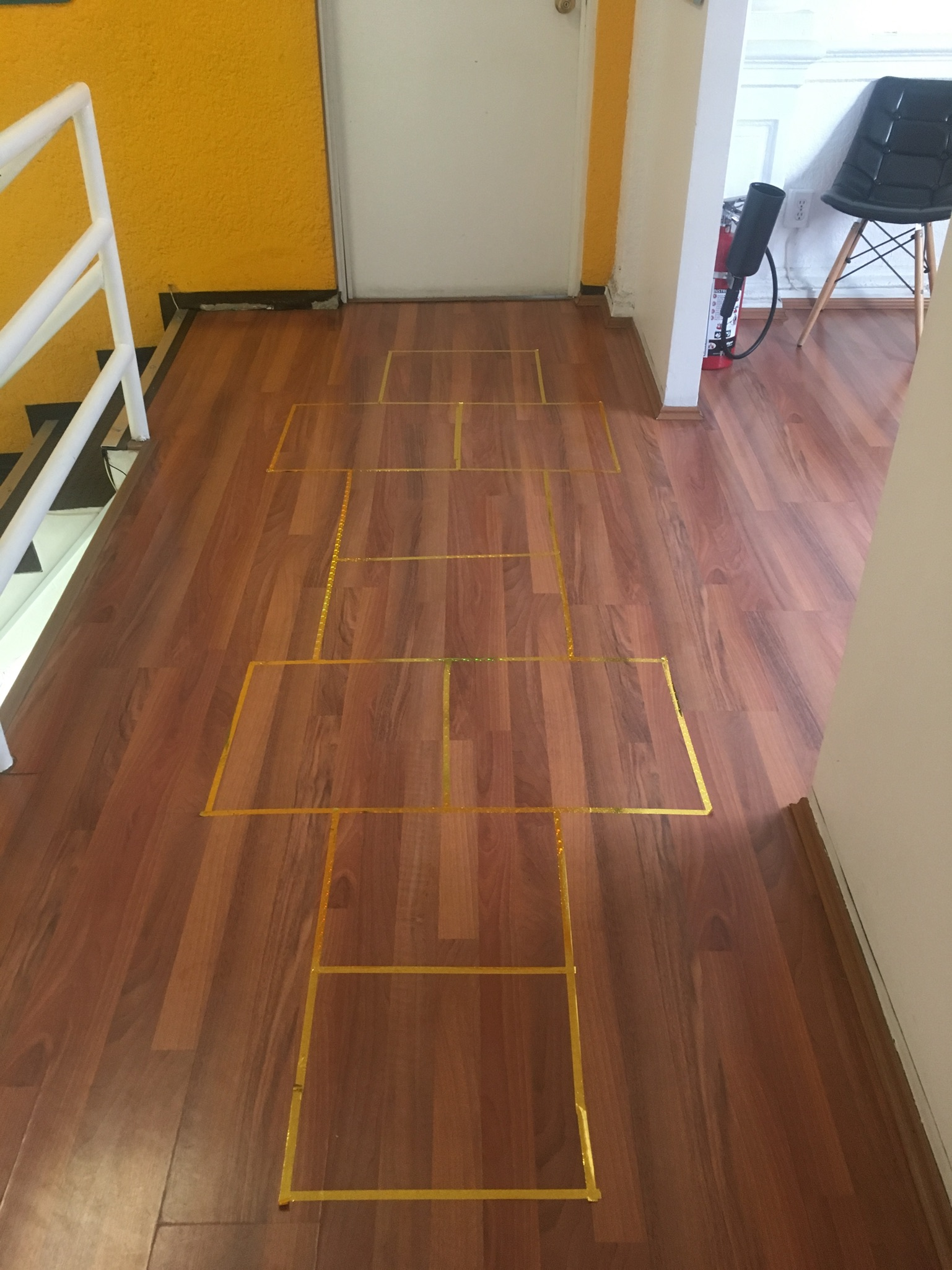 Hop Scotch to the conference room