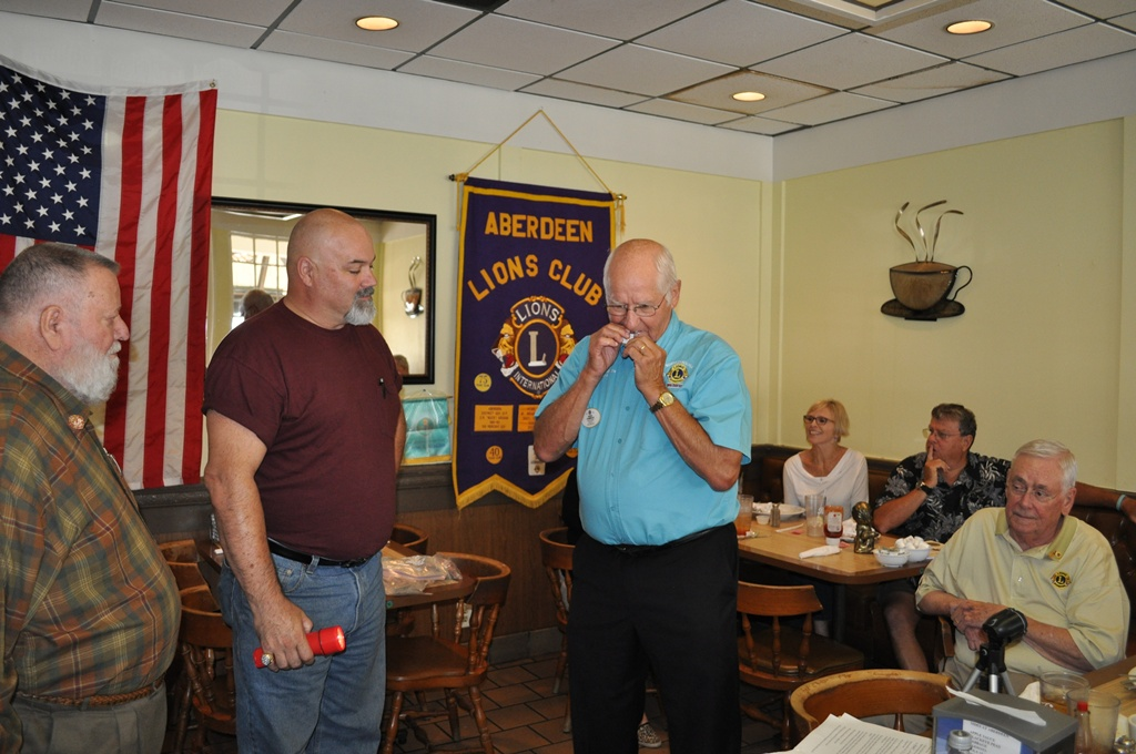Melvin Jones (Frank McNeill) & Dave Whitney Induction 019.jpg