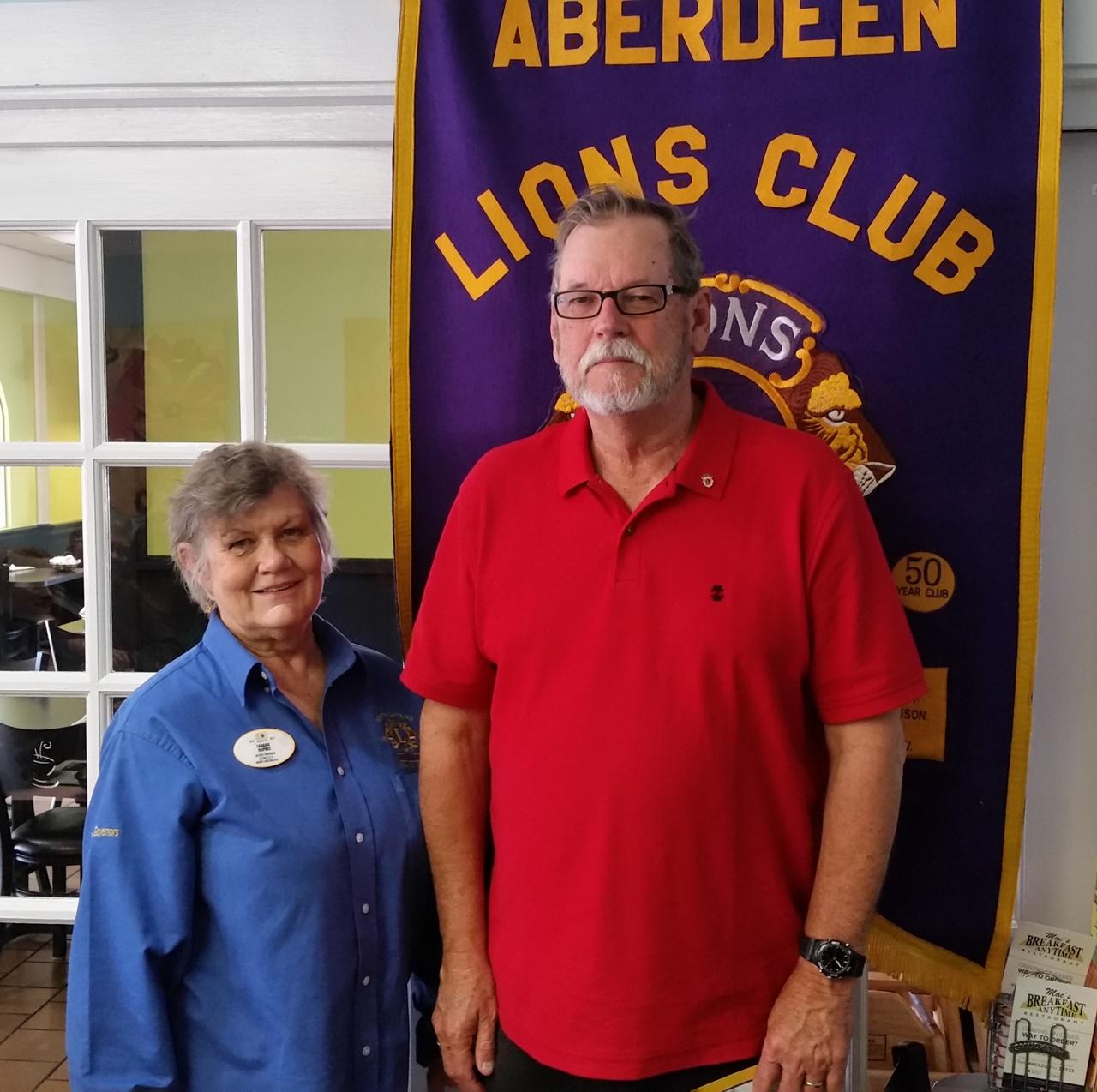 DG Laraine Dupree, Lion Mitch Coleman