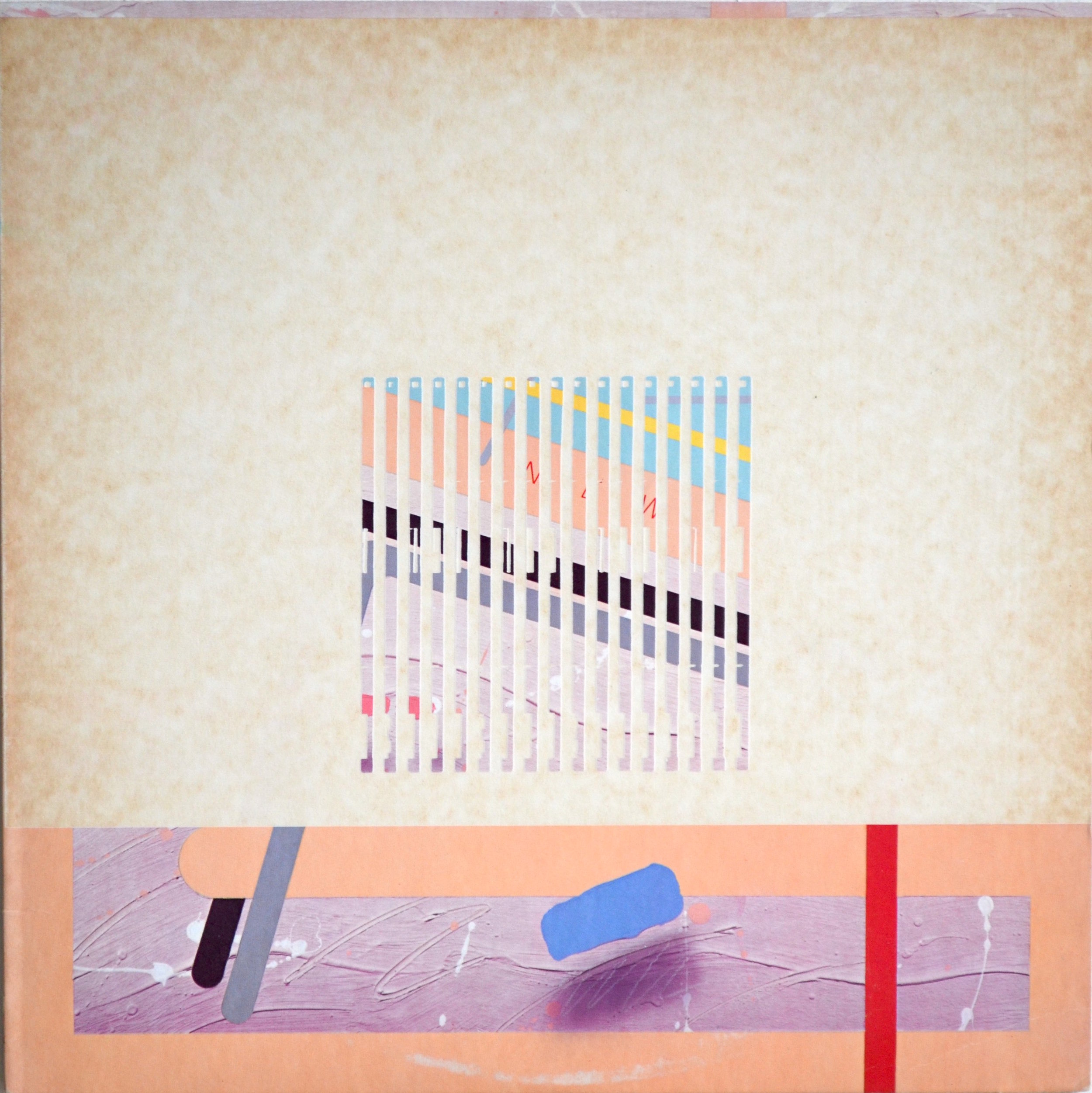 Erased record cover