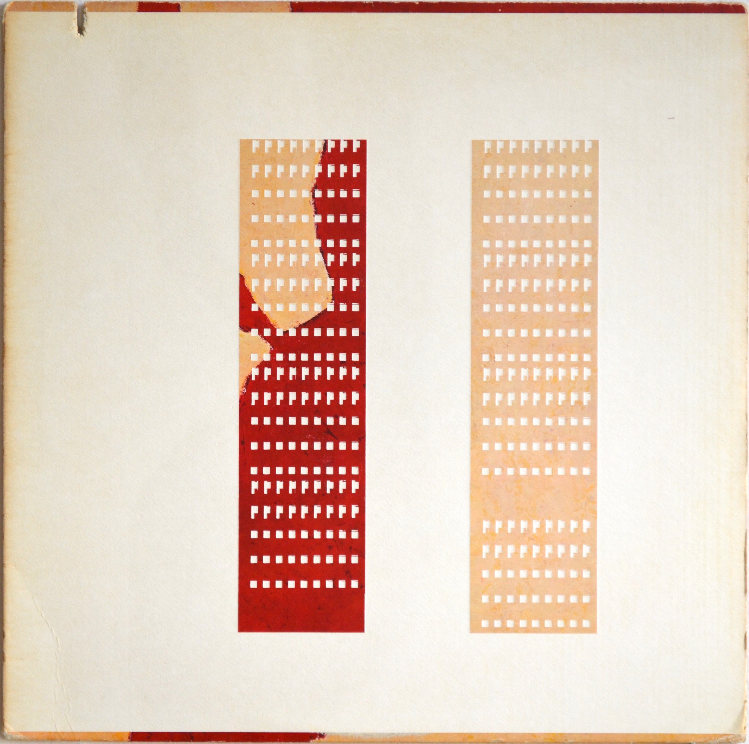 Erased record cover