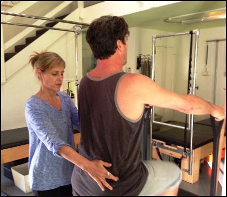 Robin Solo teaches David Hertz