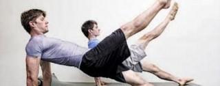 Real Men do Pilates.