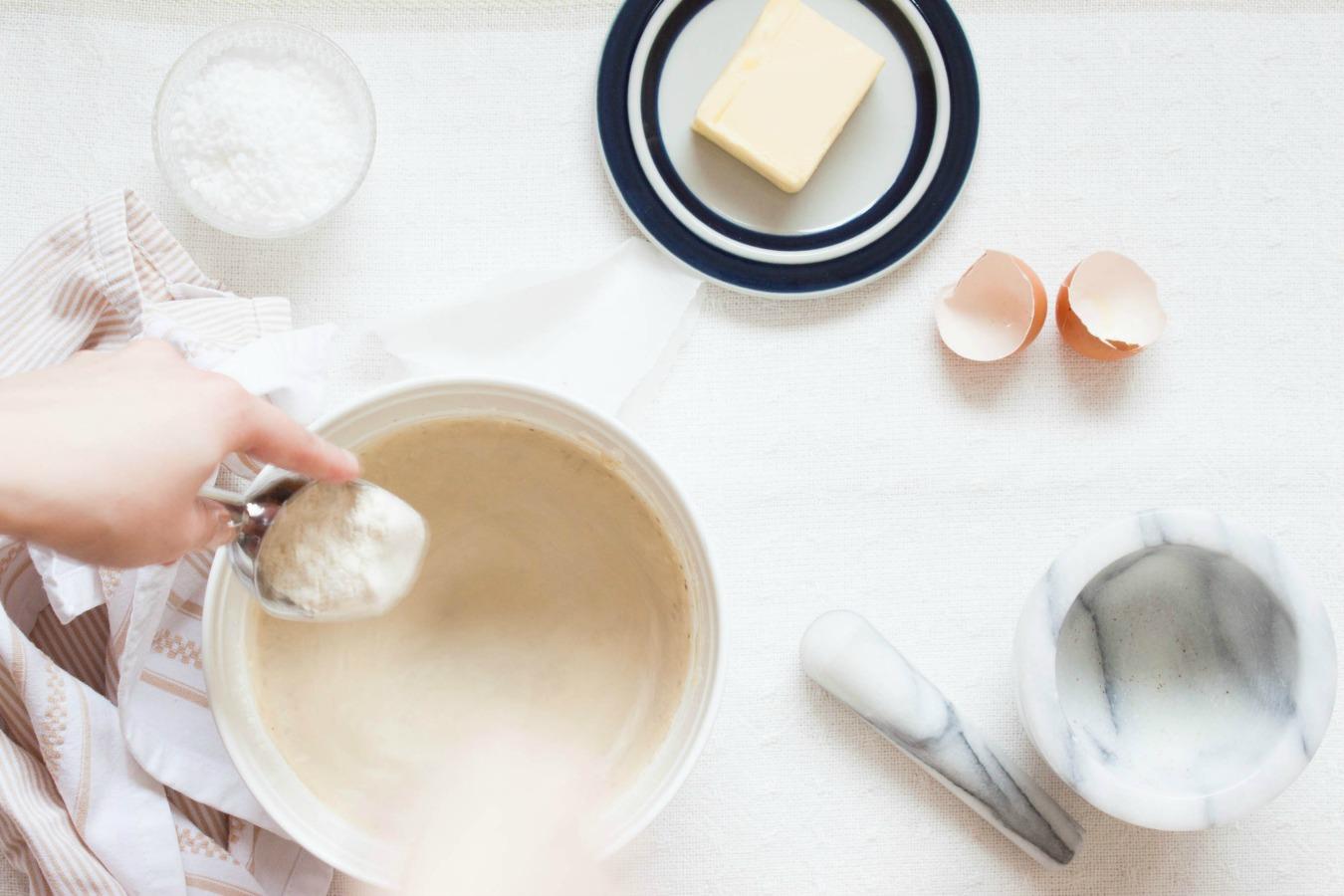 pulla   my blue&white kitchen