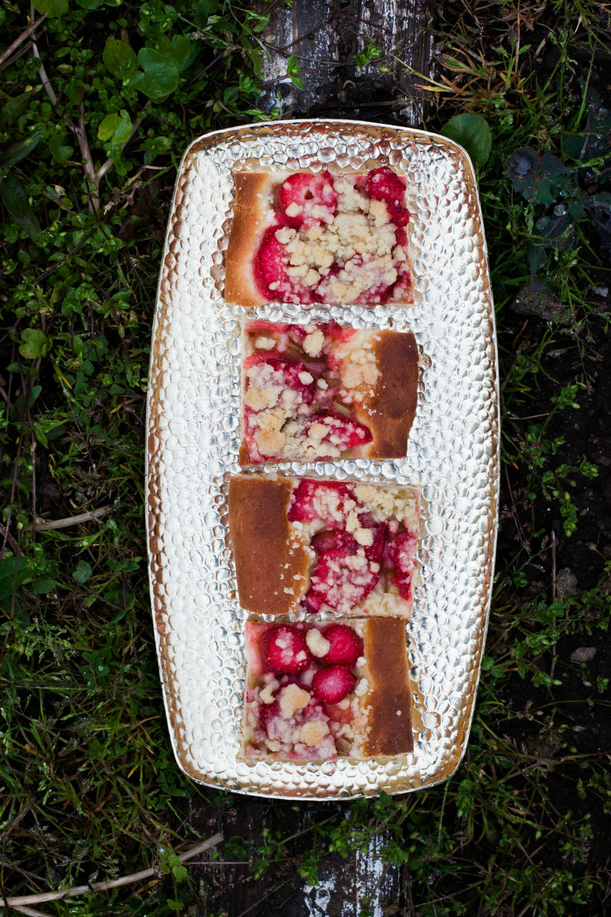 Rhubarb Strawberry Datschi   my blue&white kitchen