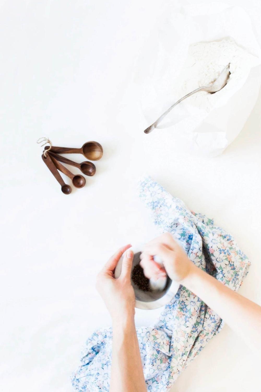 My Blue&White Kitchen | Finnish Cinnamon Rolls