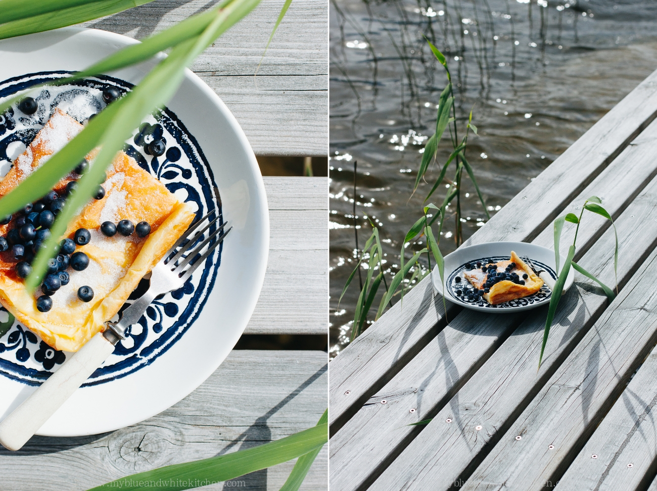 Nordic Oven Pancake   My Blue&White Kitchen