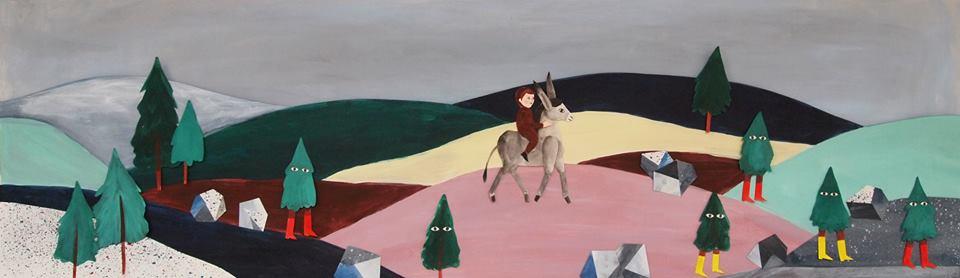 Extrait du clip d'animation réalisé par Fanny Dreyer (Bruxelles). A voir bientôt!   http://fannydreyer.com/