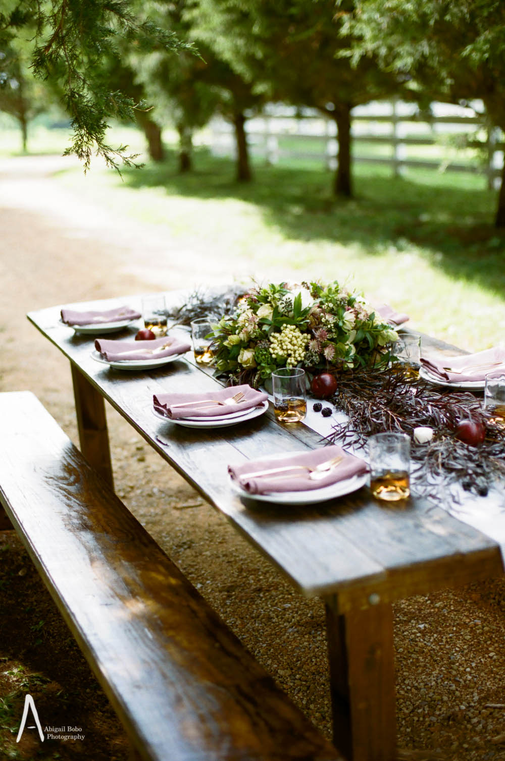 Flowers by Rosemary & Finch // Styling by Jessica Sloane // Photo by Abigail Bobo