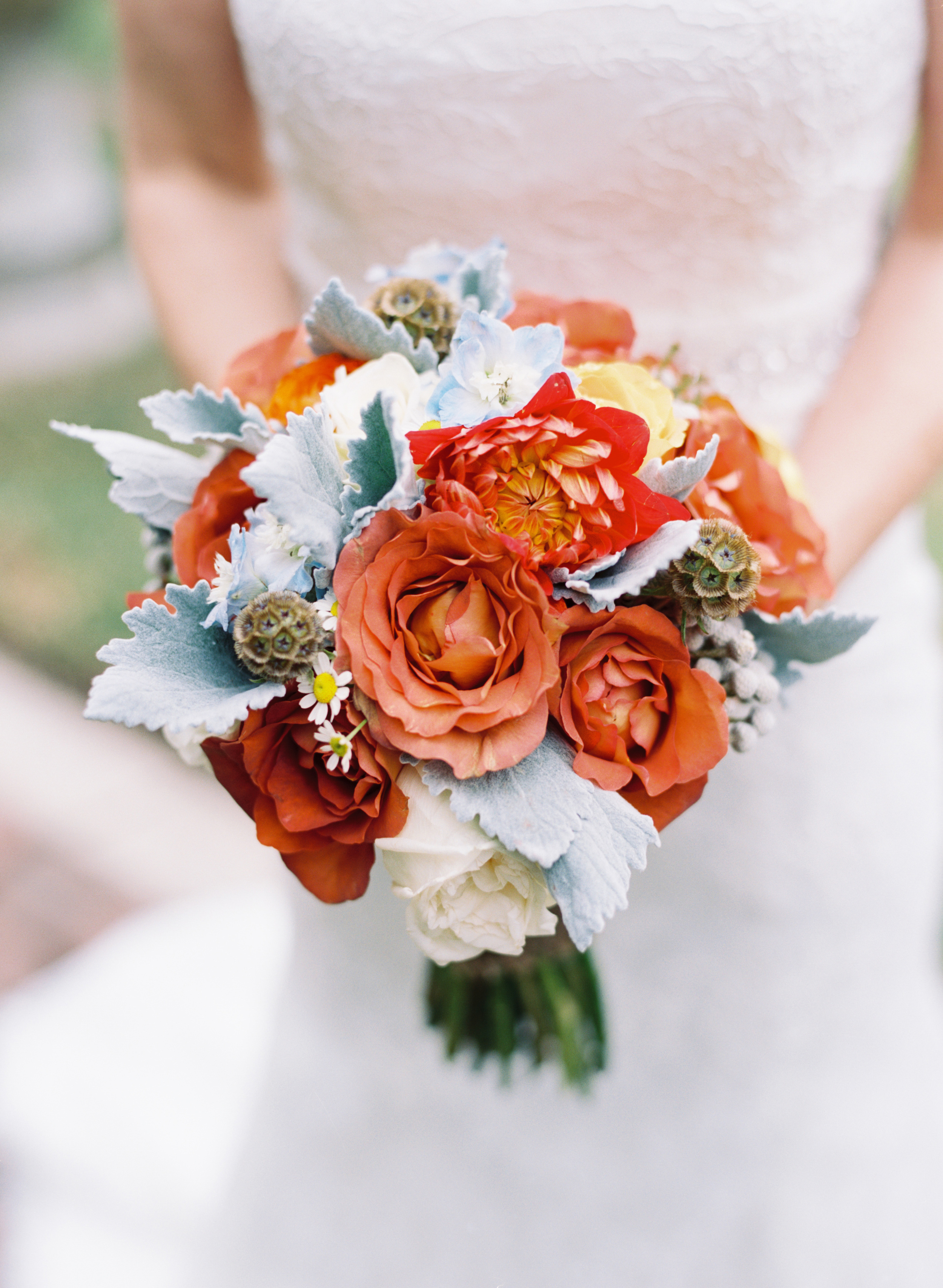 Houston Wedding // Flowers by Rosemary & Finch Floral Design // Photos by Austin Gros