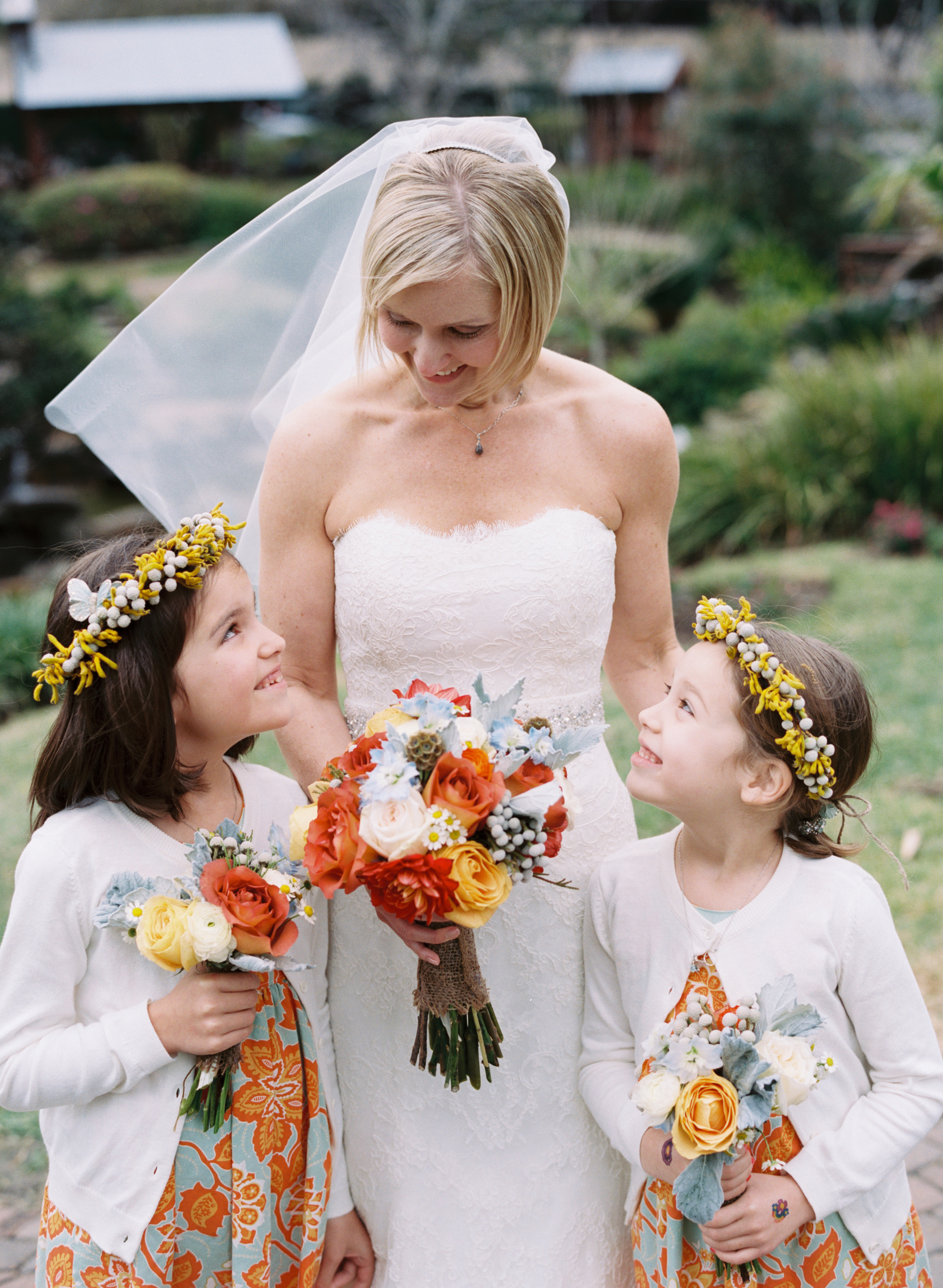 Houston Wedding // Flowers by Rosemary & Finch // Austin Gros Photography