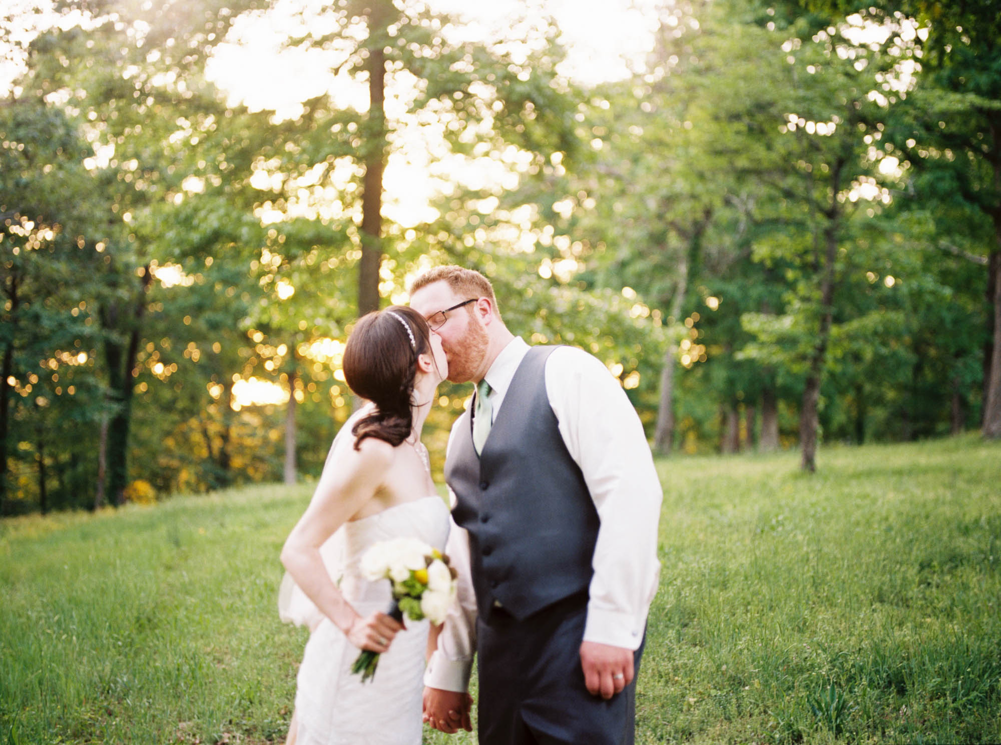 Rustic TN Wedding Floral Design
