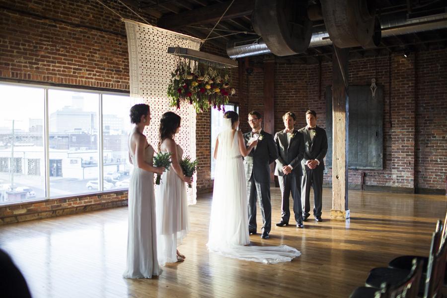 NotWedding Ceremony