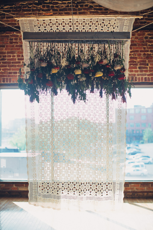Canner One Ceremony Backdrop