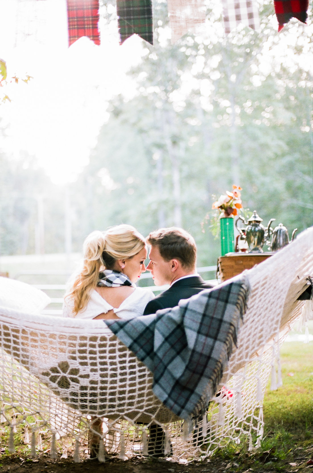 Campfire Styled Shoot // Rosemary & Finch Floral Design // Nashville, TN