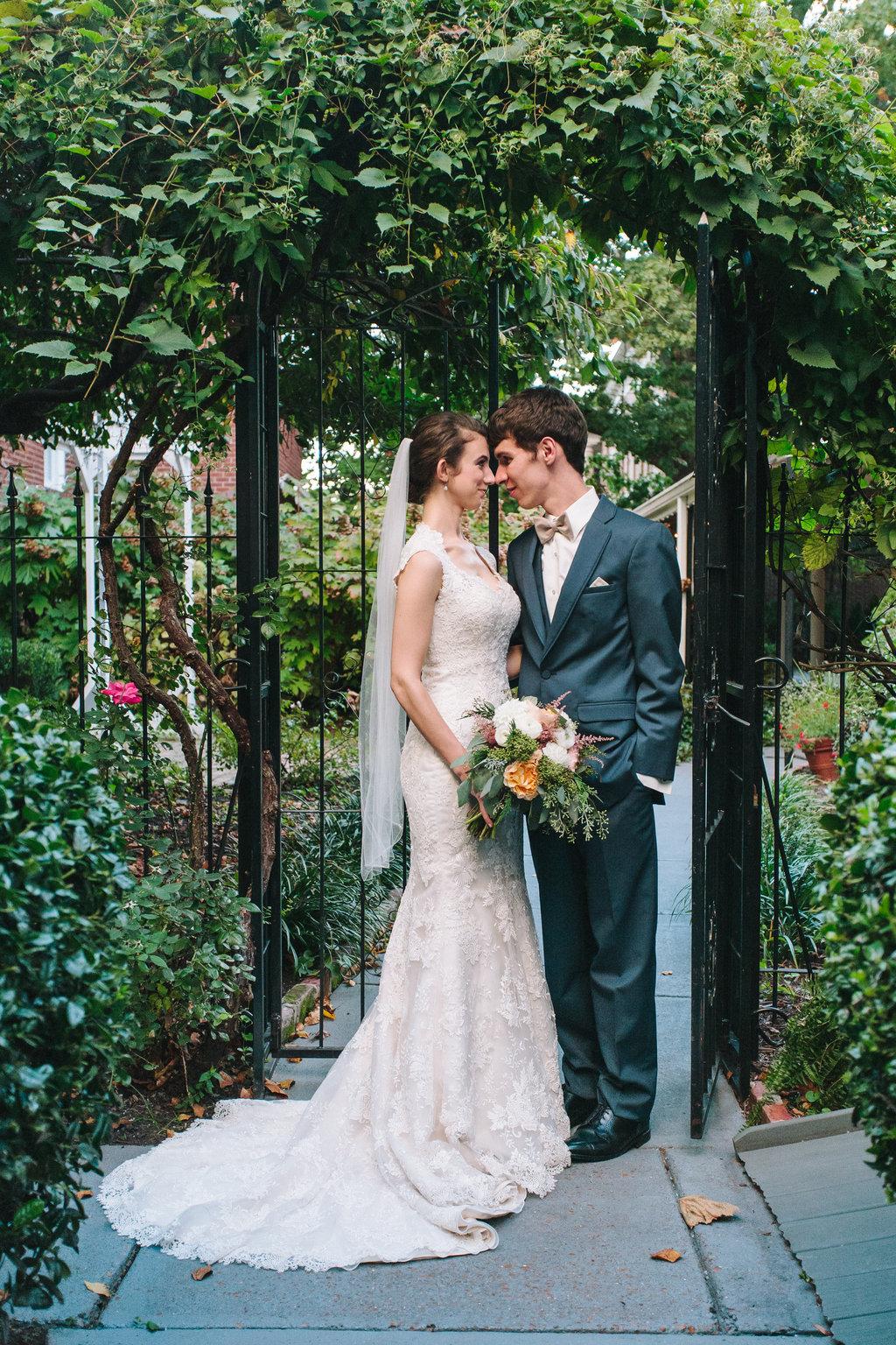 Romantic Garden Wedding // Nashville Floral Design