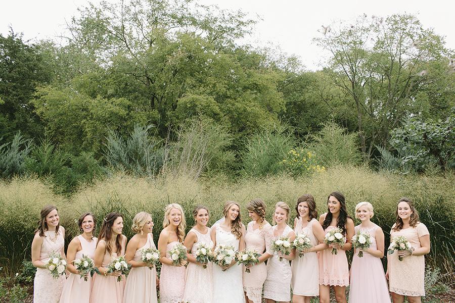 Arrington Vineyards Wedding // Bridesmaids
