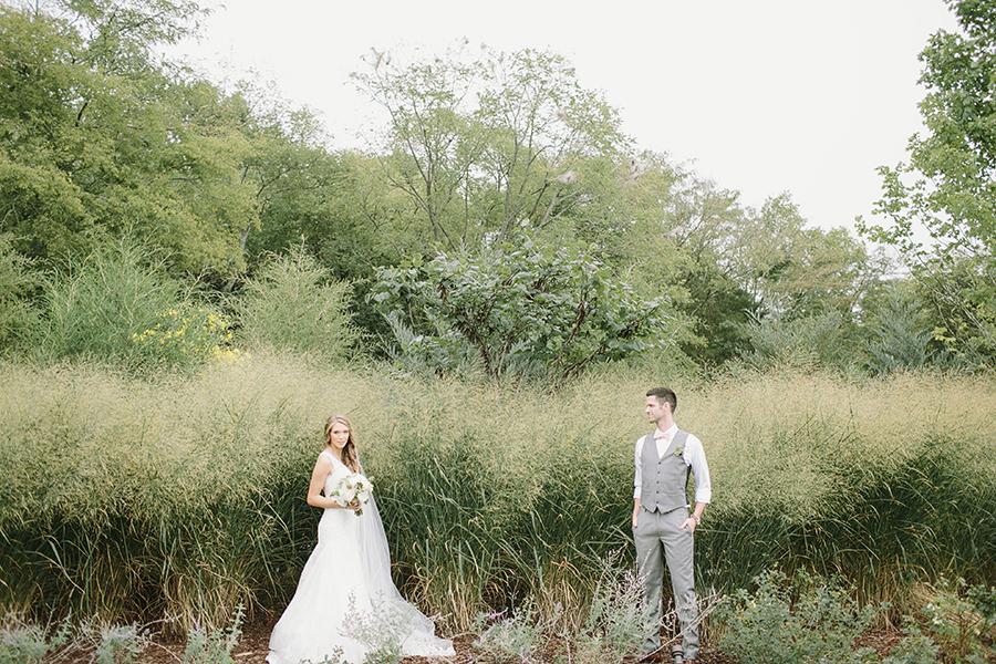 Nashville Wedding Floral Design // Blush and Neutrals
