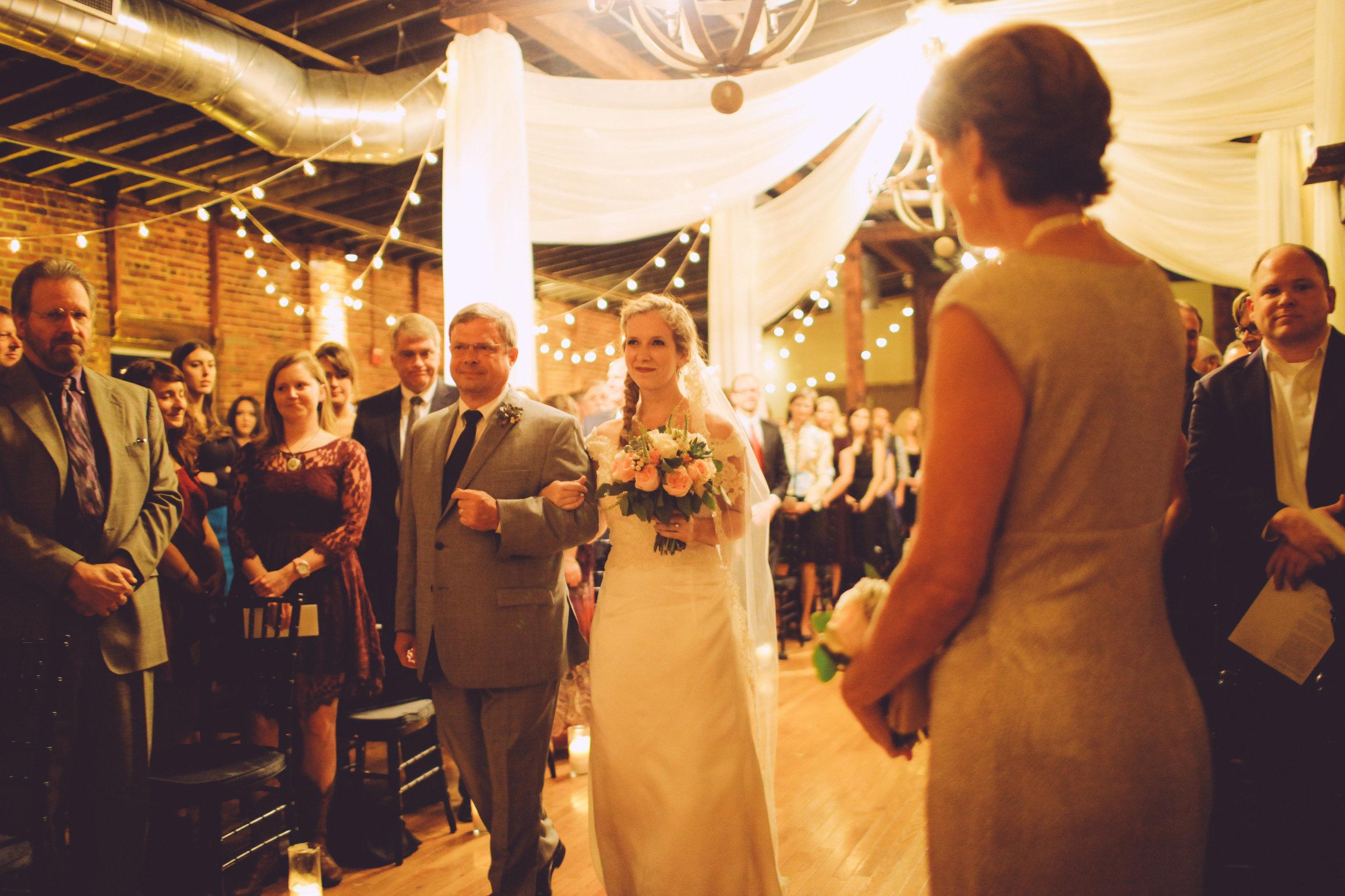 Nashville Wedding Flowers // Cannery One