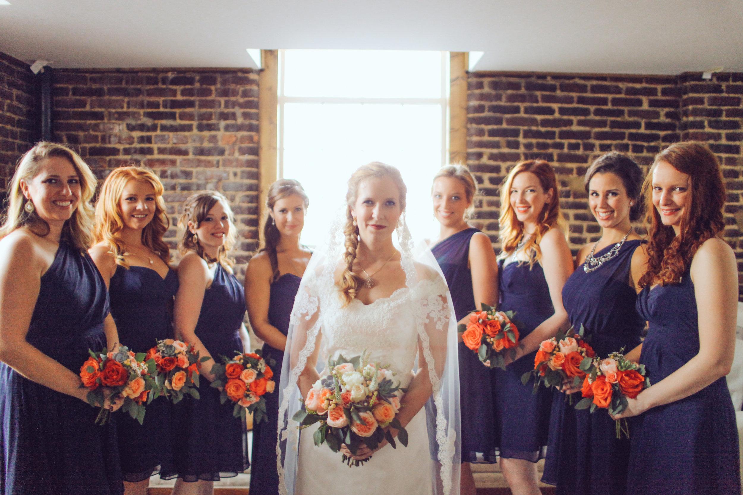 Cannery One Wedding // Nashville Floral Design