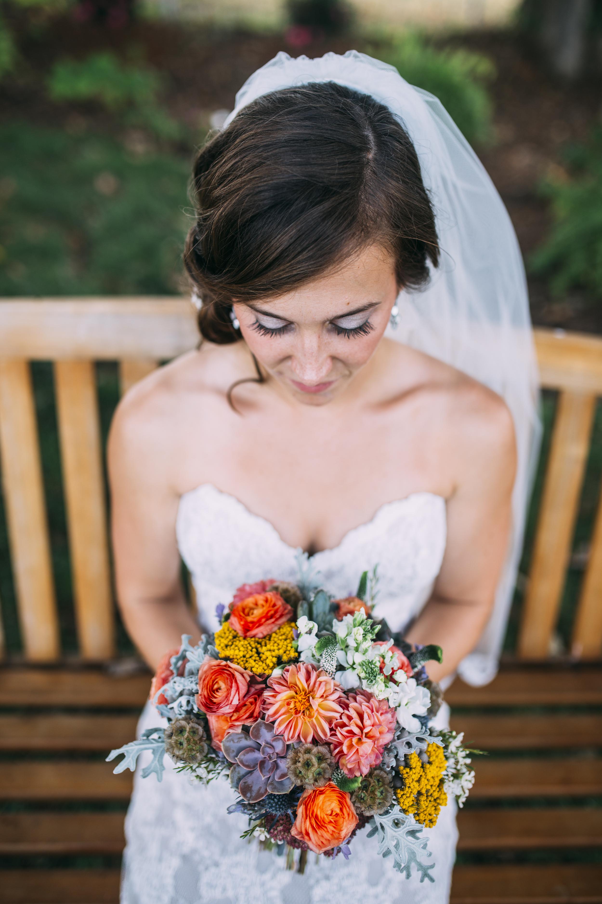 Southwestern Bridal Bouquet
