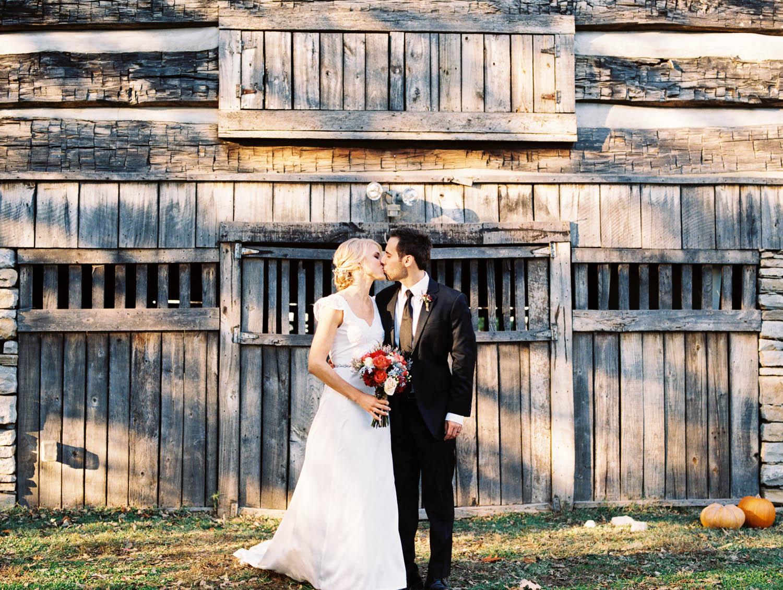 The Cool Springs House at Crockett Park // Nashville Wedding Florist