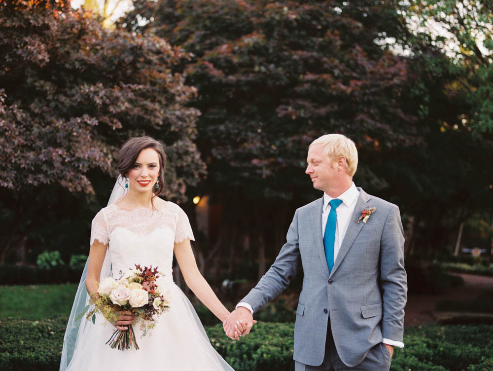 Outdoor Fall Wedding Inspiration
