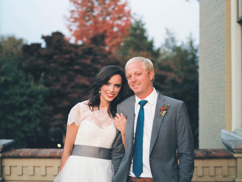 East Ivy Mansion // East Nashville Wedding Venue