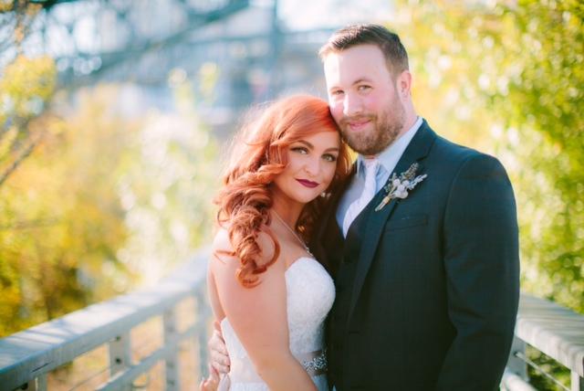 Winter Wedding in Nashville // Floral Design
