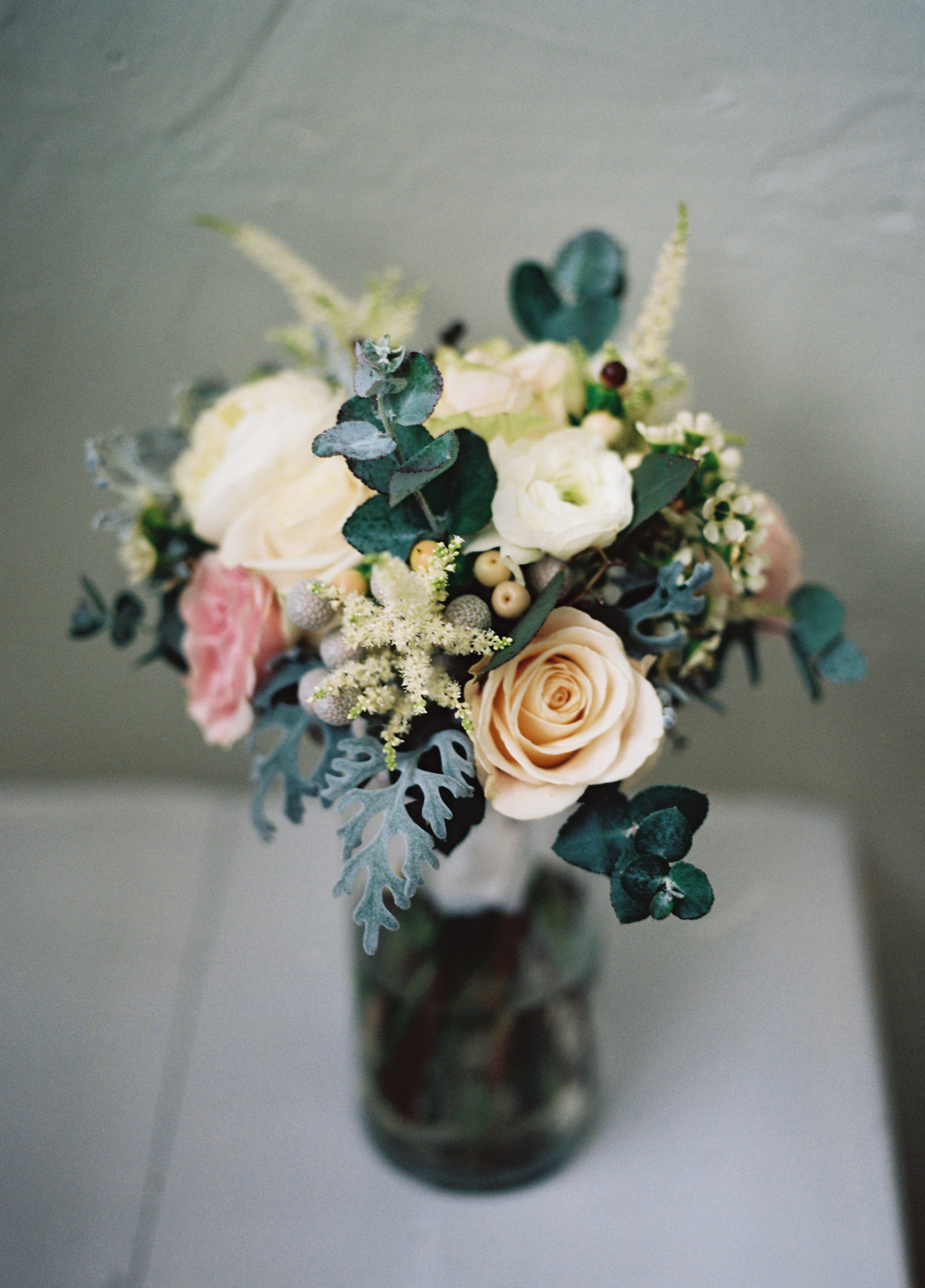 Nashville Wedding Florist // Bridesmaid bouquet