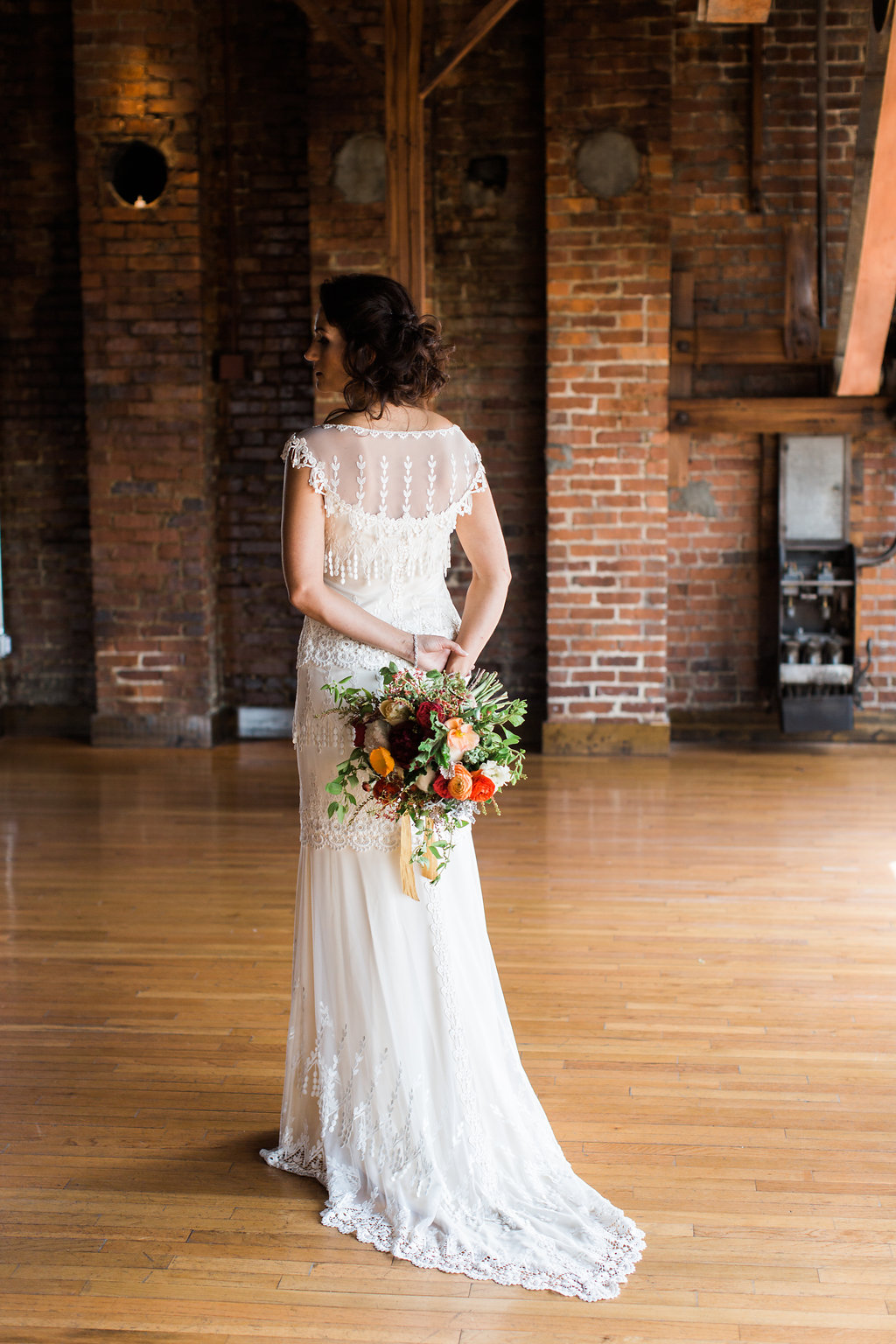 Cannery One // Nashville Wedding Flowers