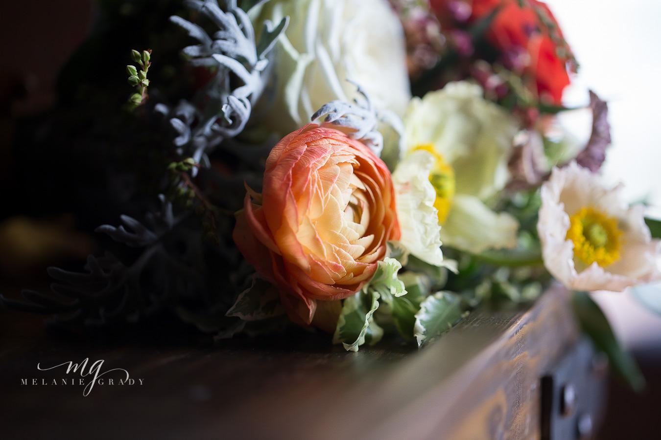 Ranunculus and poppies // Nashville Wedding Floral Design