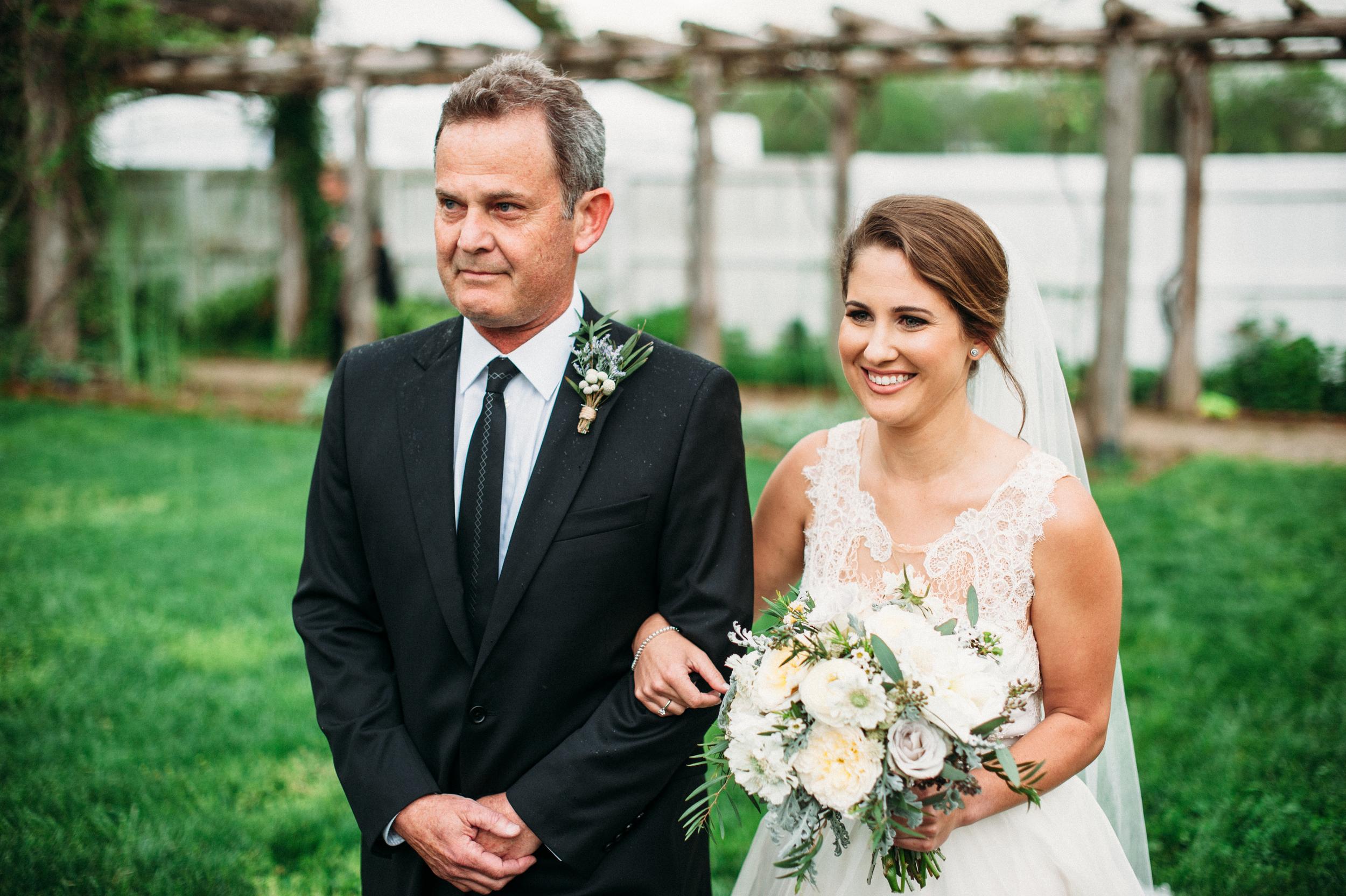 Father of the Bride // Nashville Wedding Florist