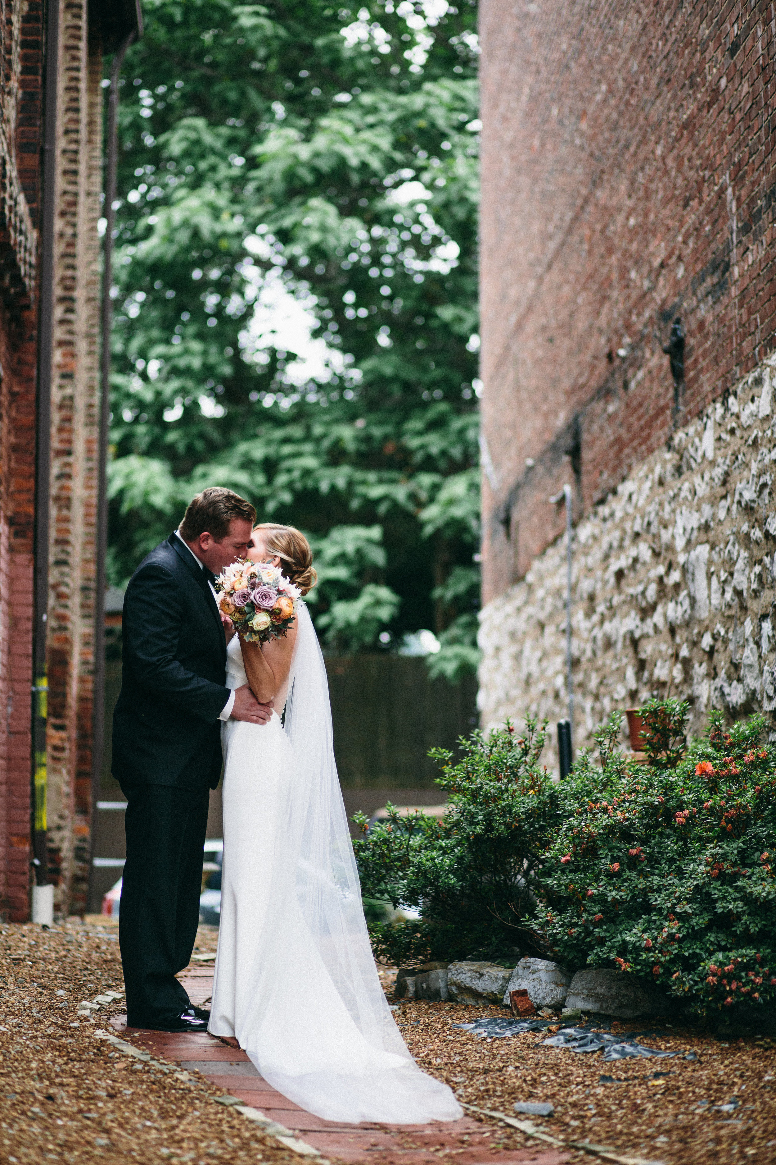 Urban Wedding // Nashville Floral Design