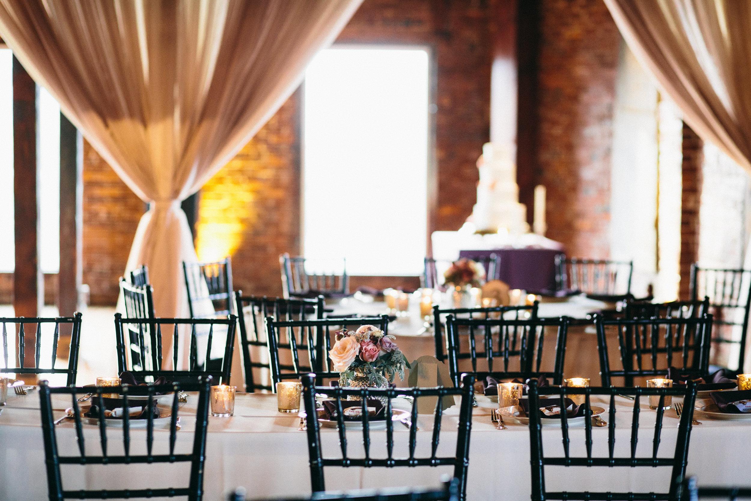Cannery One Wedding // Nashville Florist