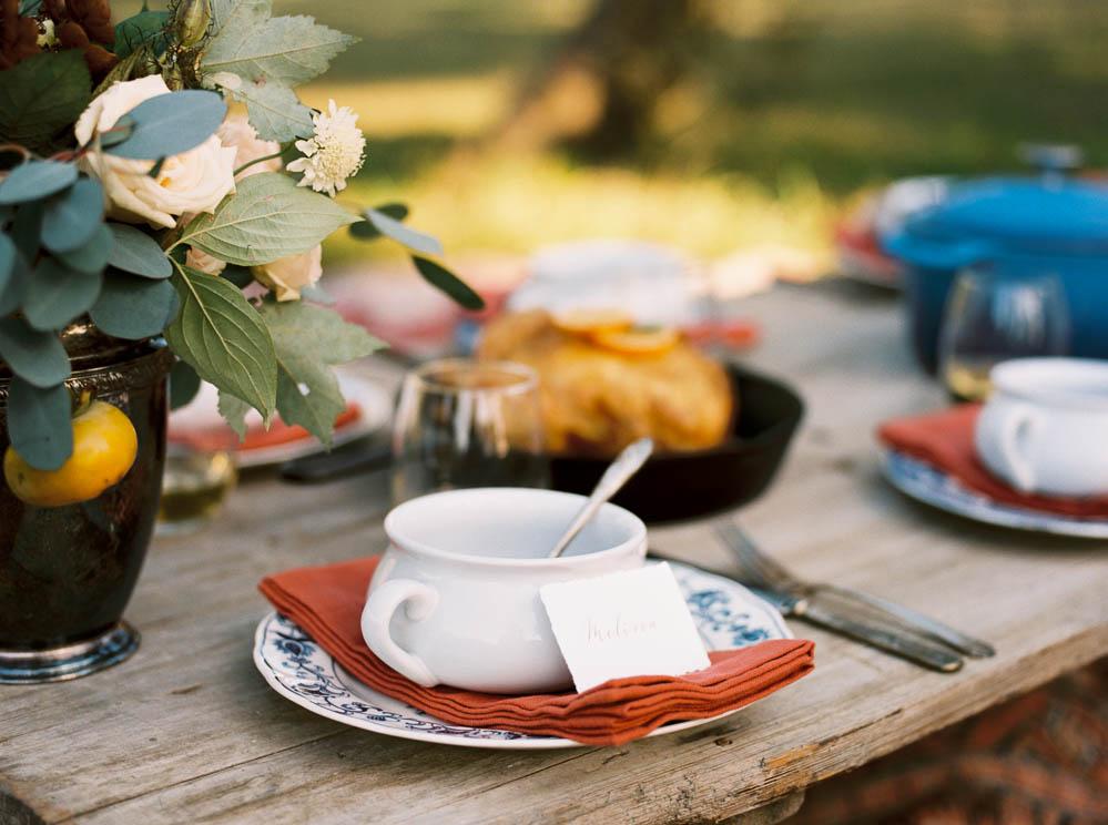 Rustic Thanksgiving Inspiration // Nashville Floral Design