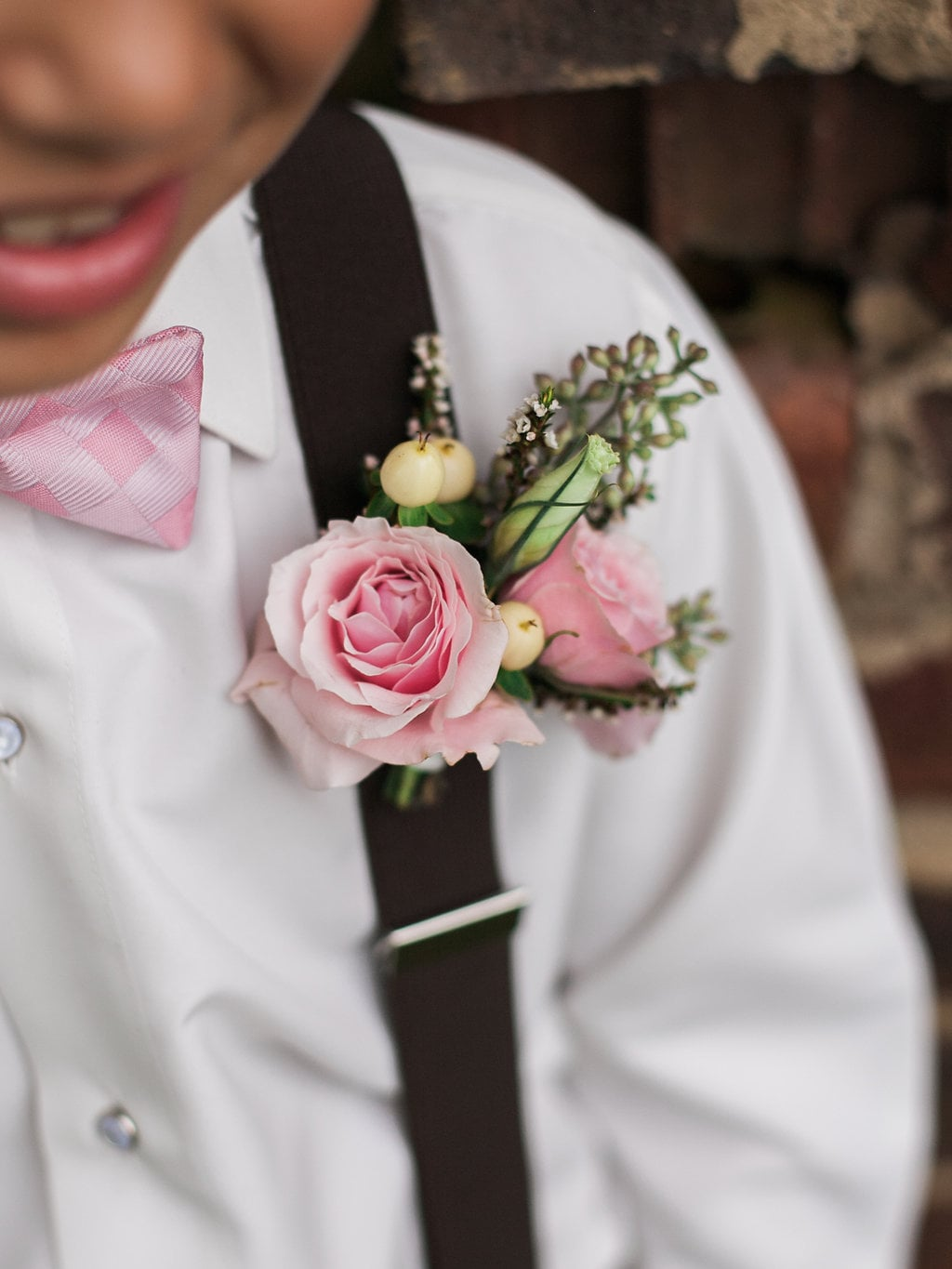 Ring Bearer Boutonniere // Southeast Wedding Flowers