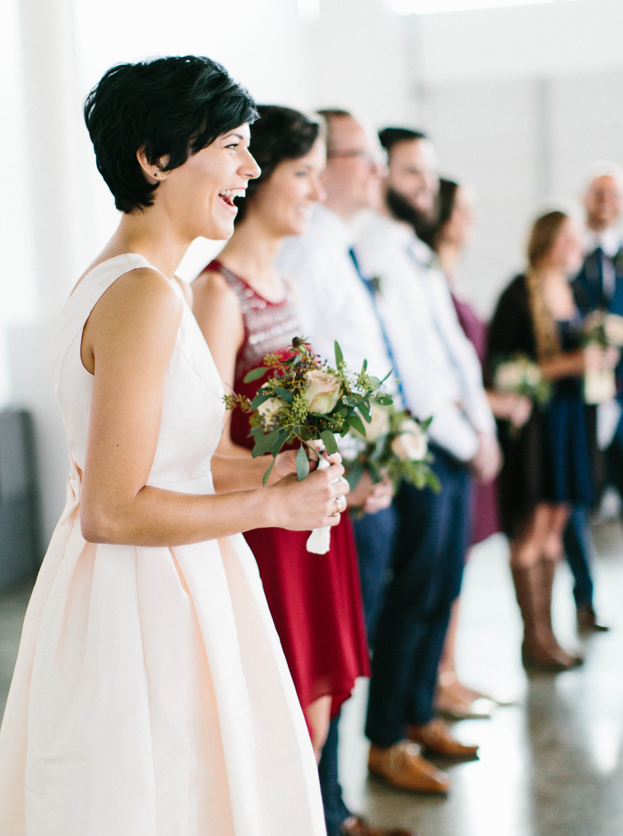 Intimate Wedding Ceremony in Nashville // Destination Floral Design in the Southeast