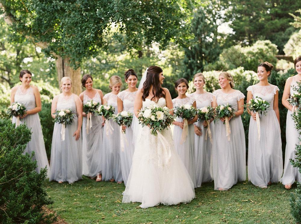 Botanic Garden Wedding in Nashville / Destination Floral Design