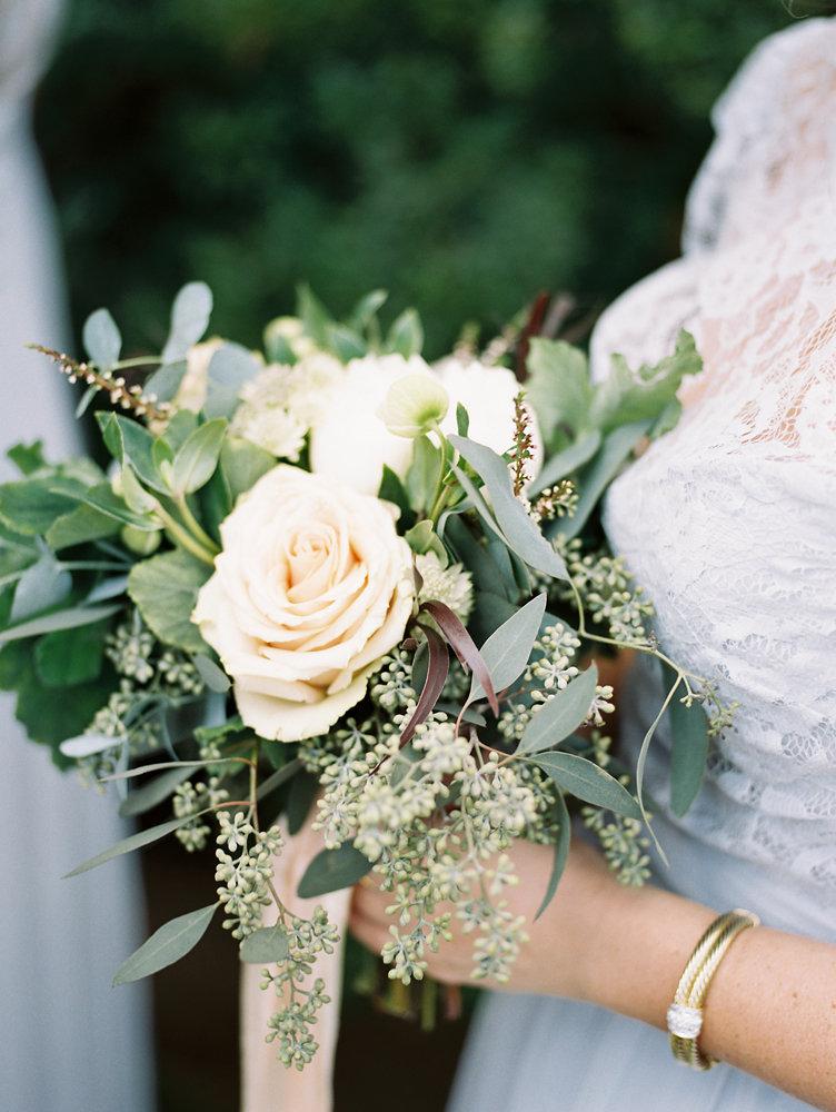 Lush Bridesmaids Bouquet