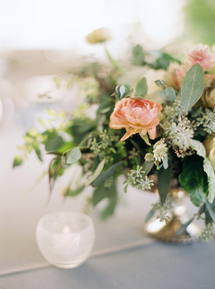 Coral Ranunculus // Nashville Destination Florist