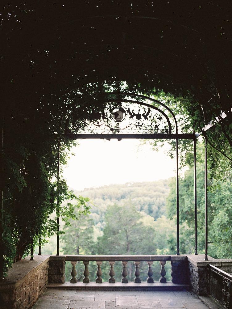Cheekwood Botanical Gardens Wedding