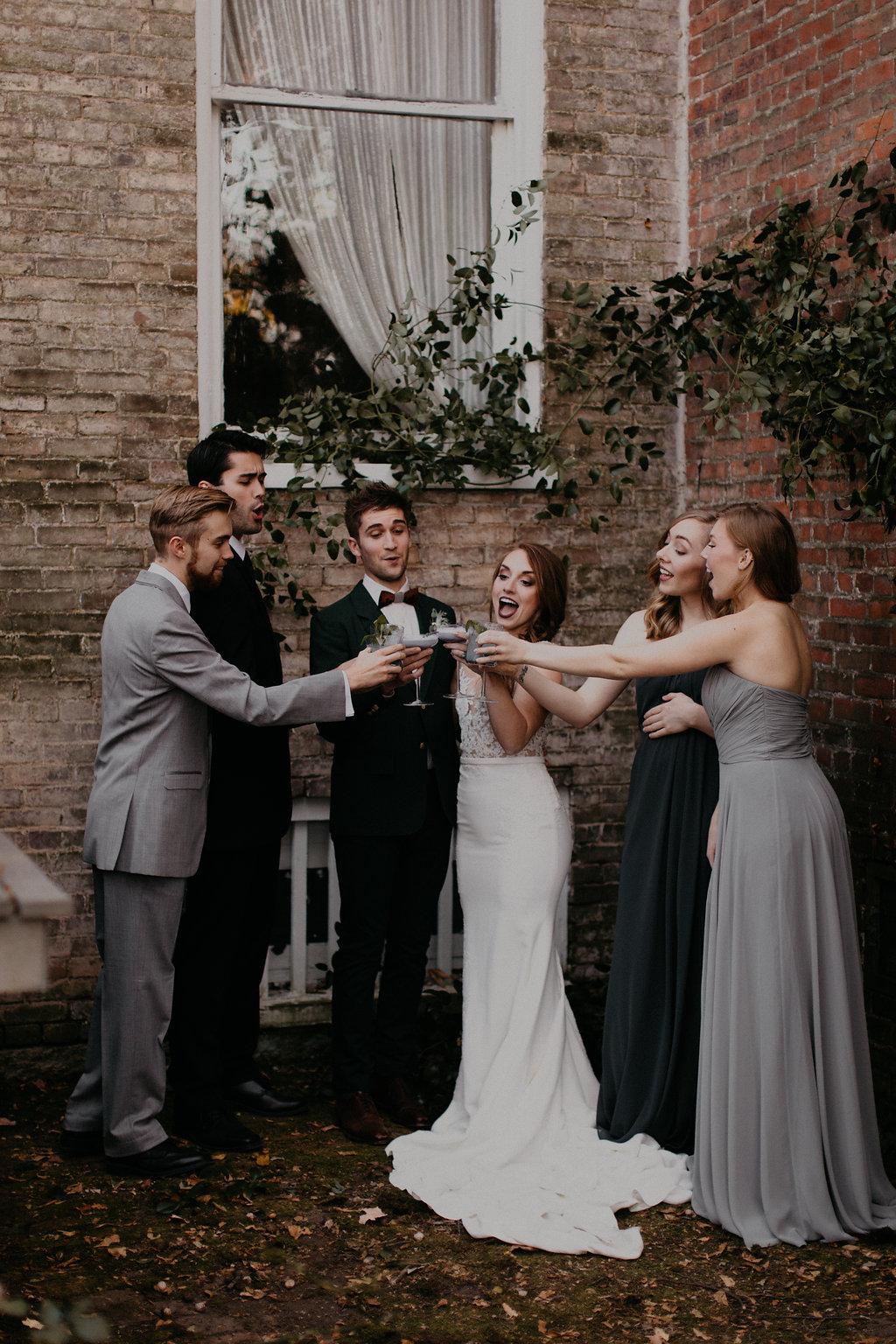 Winter Wedding Inspiration // Nashville Floral Design